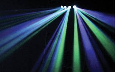Light-show and special effects packages