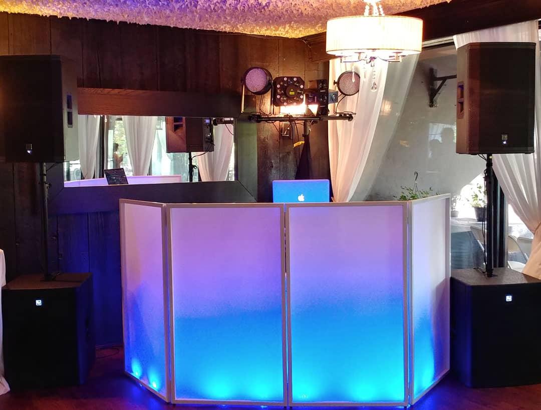 DJ Music Service Setup
