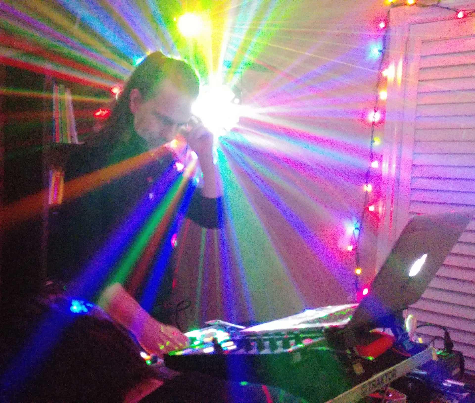 DJ Ivan Palmer